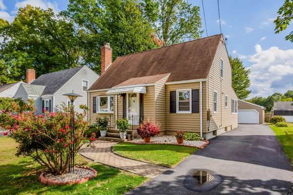 MOVE-IN READY CAPE - OVER $30,000 IN UPDATES