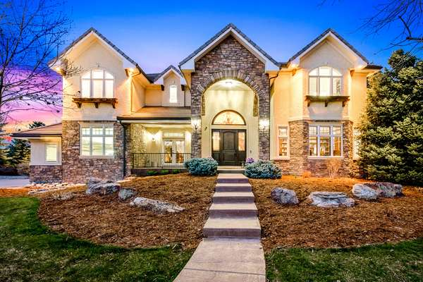 Custom Brookhaven Home - Just a Quick Golf Cart Ride from Columbine Country Club