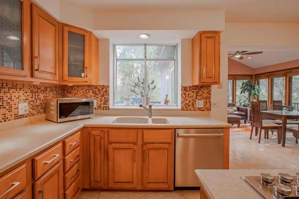 Solid Wood Cabinetry