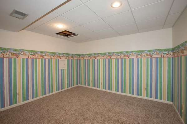 Perfect for Play Room or Hobby Area!