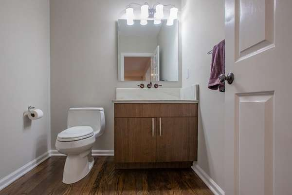 2nd Powder Room