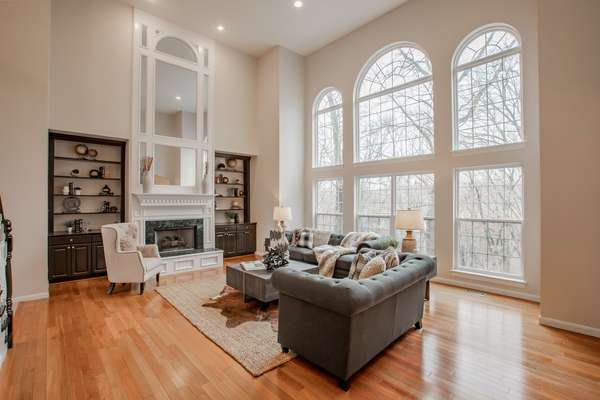 Spectacular Great Room