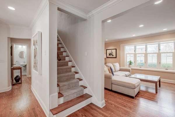 Make your way Upstairs!