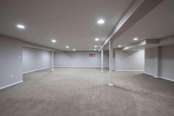 Open-Concept Rec Room
