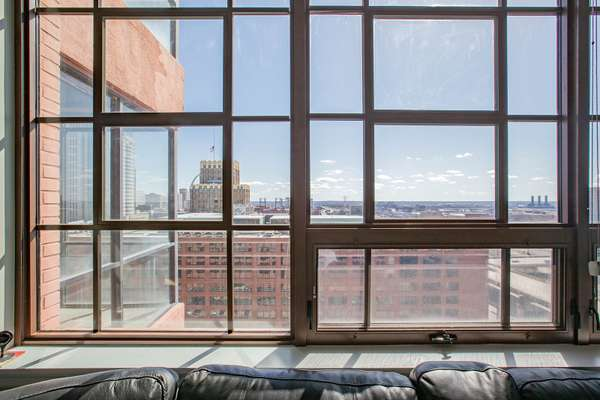 Enjoy these views from the living space, and the Master Suite!