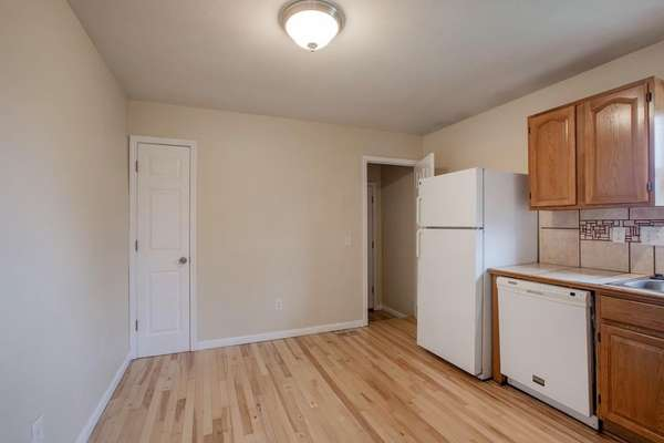 Pantry, Refrigerator Included!