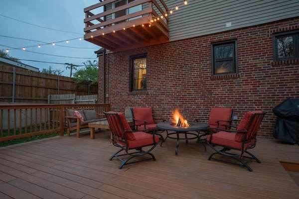 A Perfect Spot for Entertaining Friends and Family!