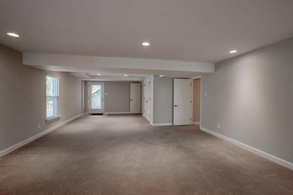 Bonus Room - Perfect for a Home Office, Theatre, or Fitness Room