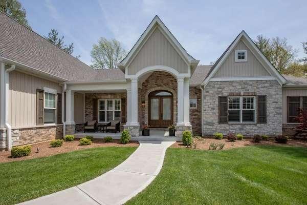 Exquisite Ranch Home Built by Award-Winning, Custom Home Builder, Bob Berkley