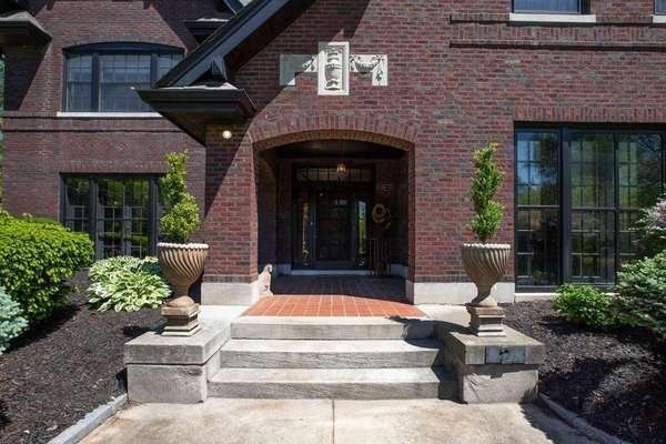 Stunning All Brick Home
