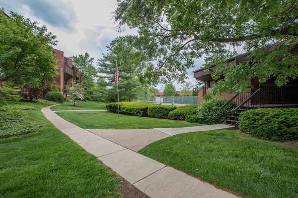 Immaculate Landscaping and Common Areas