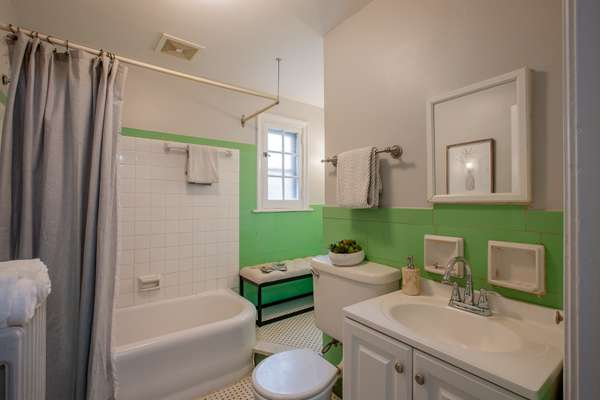 A charming full Bathroom completes the 2nd Floor!