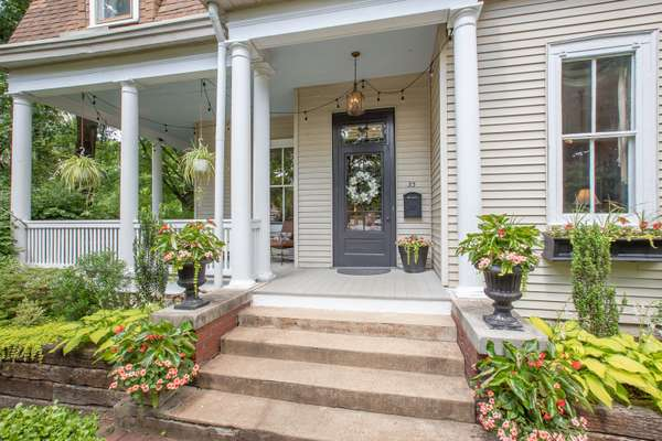Alluring Curb Appeal