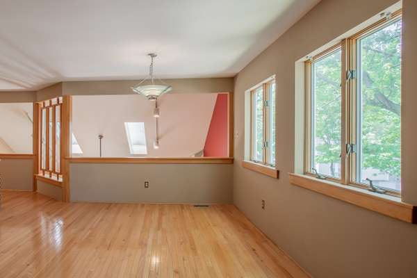 Loft Overlooks the Great Room - Awesome Additional Living Space!
