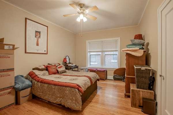 Bedroom of Unit 1E
