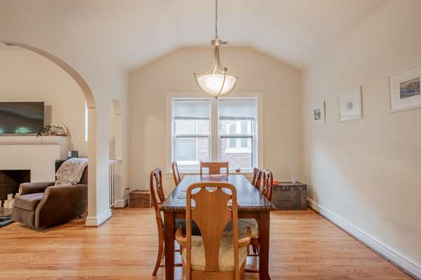 Dining Room of Unit 2E