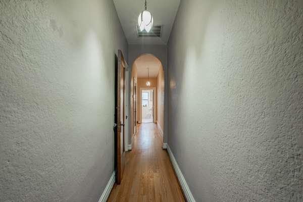 Hallway of Unit 2E