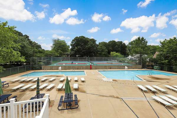Subdivision Pool, Tennis Courts, and Pickleball Courts