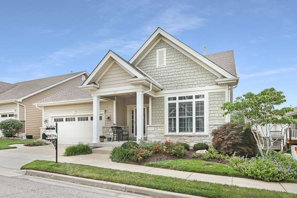 Nestled on a Quiet Street that Backs to Rockwoods Reservation!