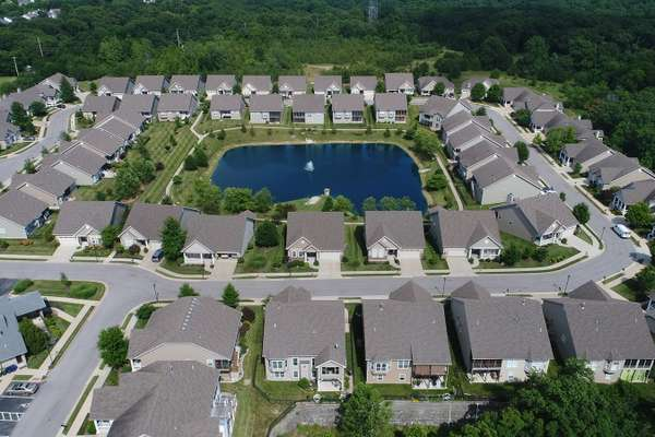 Amenities Include the Subdivision's Clubhouse and Lake!