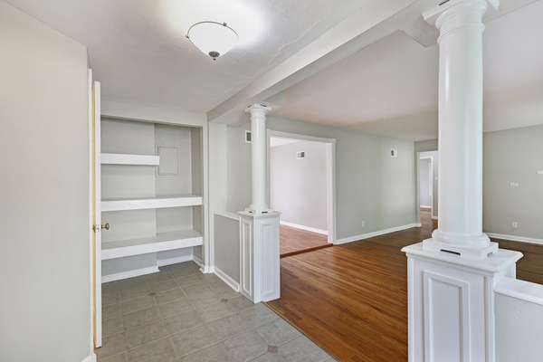 Entry Foyer with Open Views