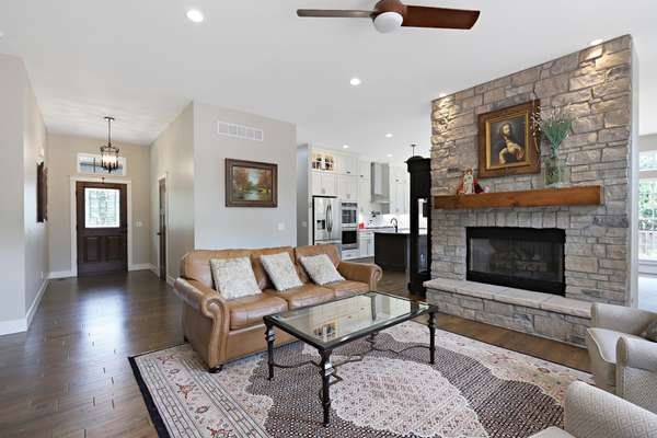 Awesome Open Floor Plan