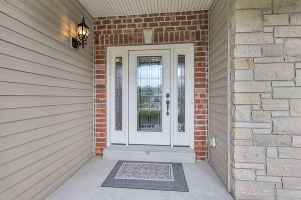 Welcoming Front Door