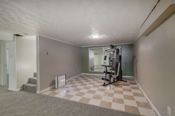Exercise Room/Area