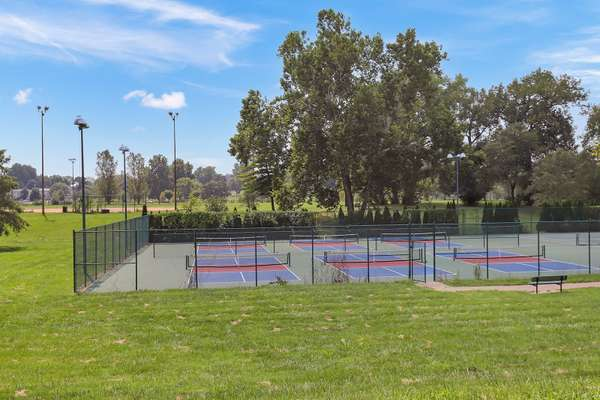 Willmore Park Tennis Courts