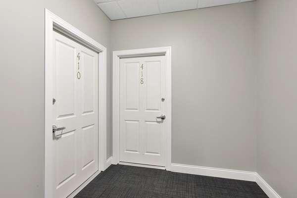 Unit Entrance