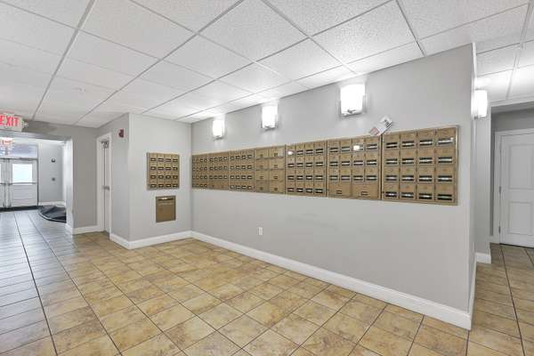 Mail Area