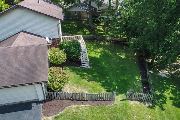 Within Conway Forest Subdivision in the Heart of Chesterfield