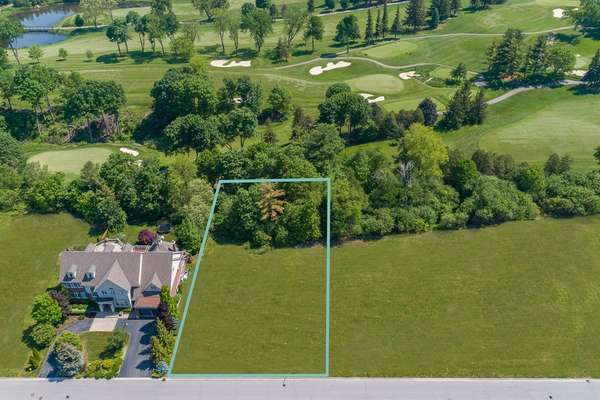 Build Your Dream Home In One Of The Most Sought After Communities In Thornhill.